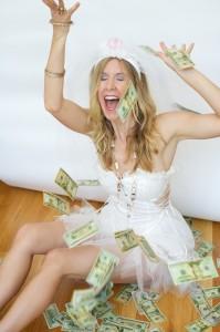holy matrimony money